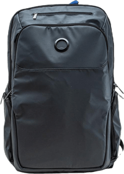 Parvis Plus PC Backpack 2 CPT 17.3 Rain Grey