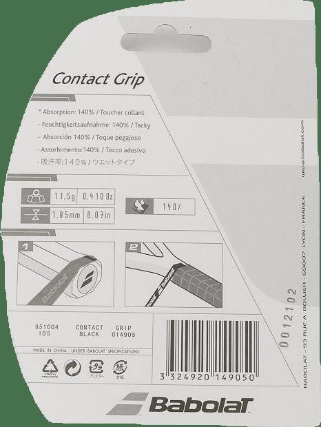 Contact Grip Black
