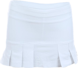 Skort Performance Junior White