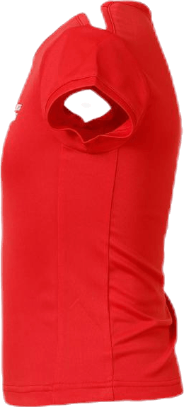 Cap Sleeve Top Performance Red