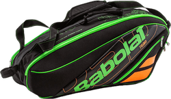 Racket Holder Team Padel Green/Black