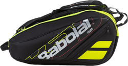 Racket Holder Team Padel Black/Yellow