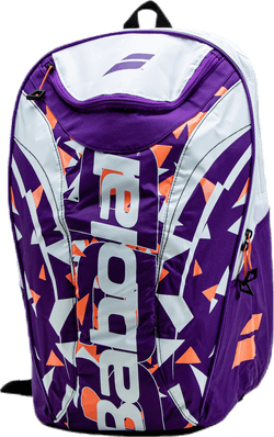 Backpack Club Padel Purple/White