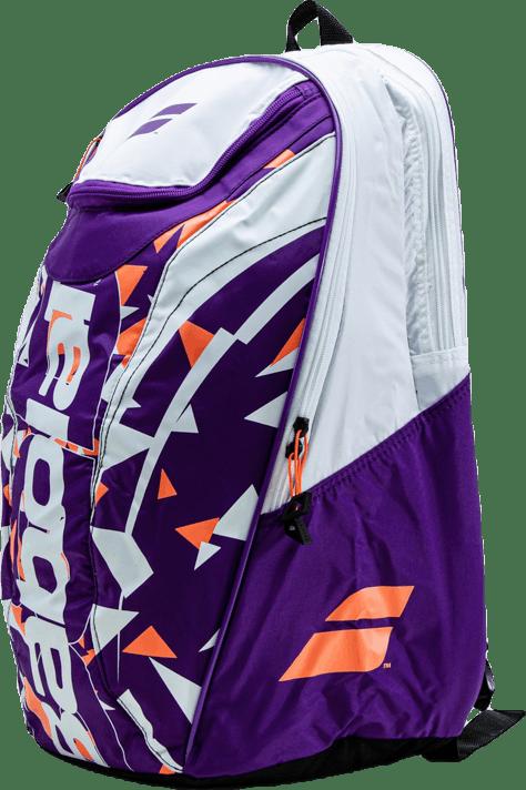 Blanc Babolat Backpack Club Padel Sac /À Dos Violet
