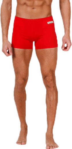 Solid Short Red