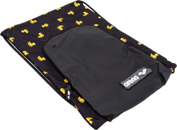 Team sack AO Ducks Black/Yellow