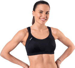 Active MultiSports Support Bra Black