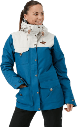 Kate Jacket Blue