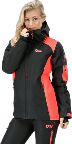 Exa Jacket Black