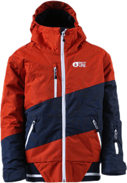 Slope Jacket Orange/Blue
