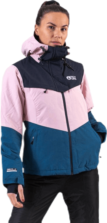 Weekend Jacket Pink/Blue