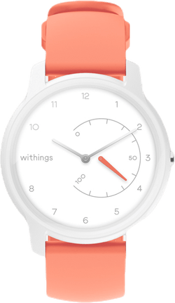 Withings Move Pink/White