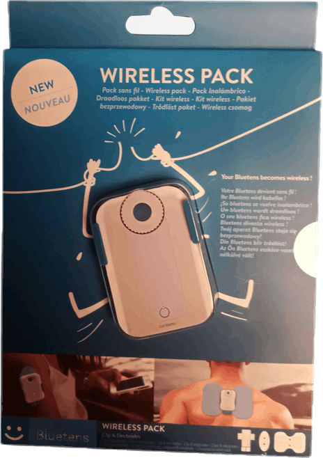 Clip Wireless Blue