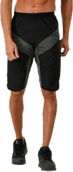 C5 GORE® WINDSTOPPER® Insulated Shorts Black/Grey