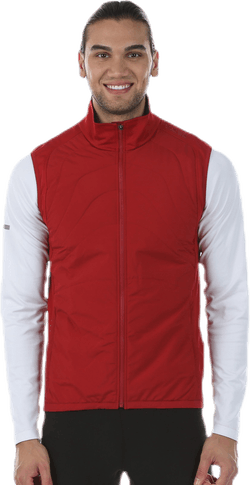 Urban Run WS Insulated Vest Red