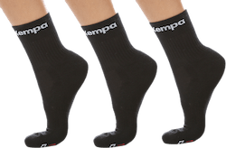 Team Classic Socks (3 Pairs) White/Black