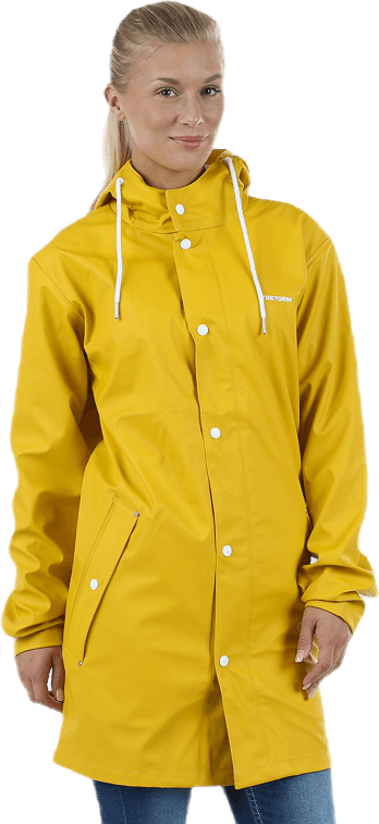 Wings Rain Jacket Yellow