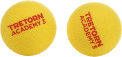 Academy Red Foam 2-Pack Yellow