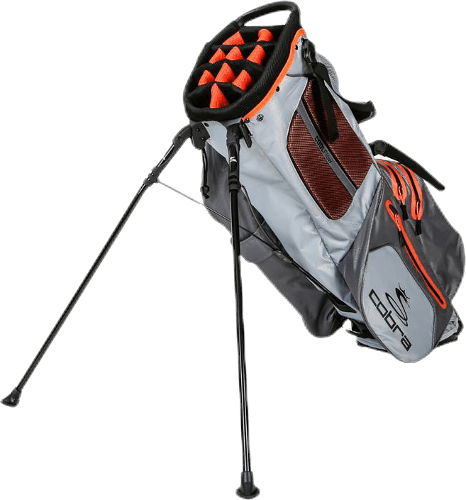 UltraDry Stand Bag Orange/Grey