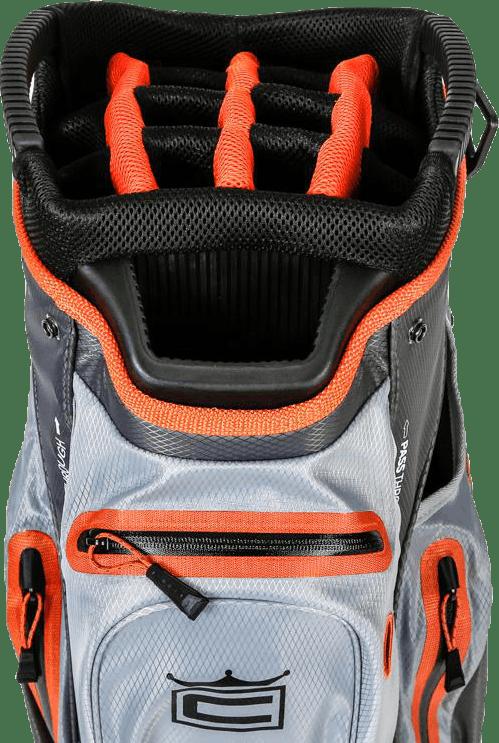 UltraDry Cart Bag Orange/Grey