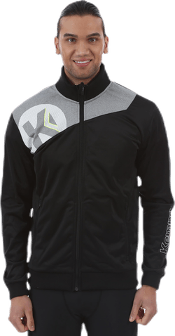 Core 2.0 Poly Jacket Black/Grey