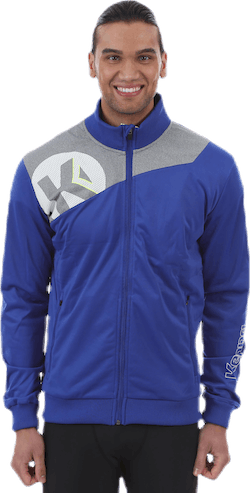 Core 2.0 Poly Jacket Blue/Grey
