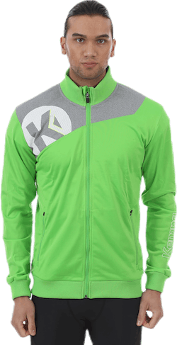 Core 2.0 Poly Jacket Green/Grey