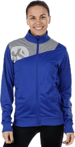 Core 2.0 Poly Jacket W Blue/Grey