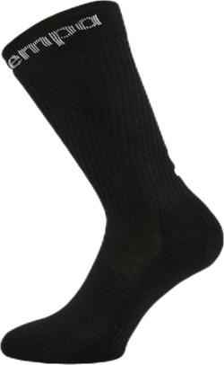 Long Socks White/Black