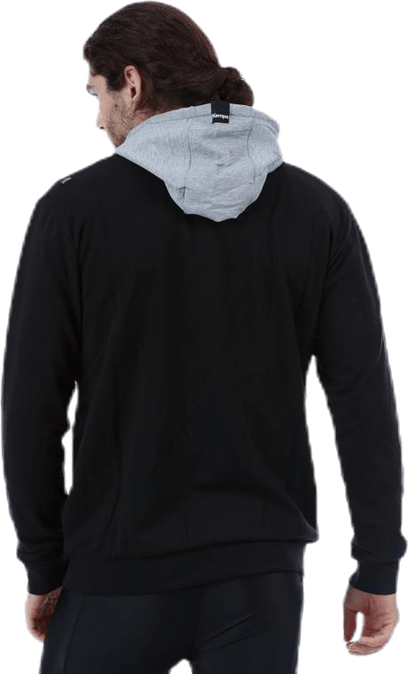 Core 2.0 Hood Jacket Black/Grey