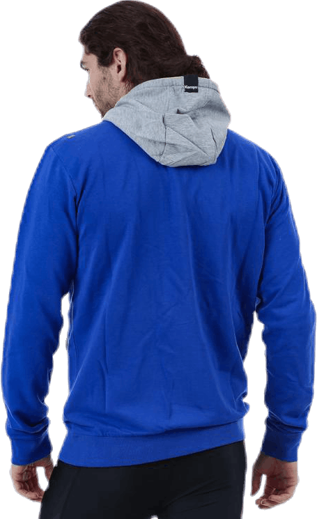 Core 2.0 Hood Jacket Blue/Grey