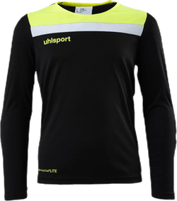 Offense 23 Goalkeeper Set Black/Yellow