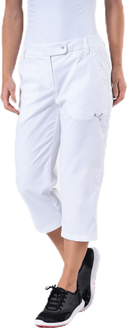 Solid Tech Capri White