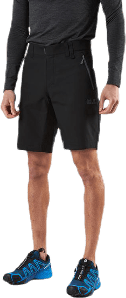 Active Track Shorts Black
