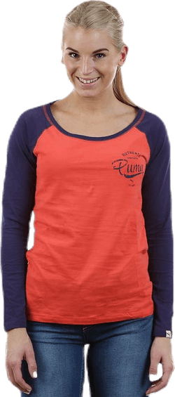Style Athletic Top Red
