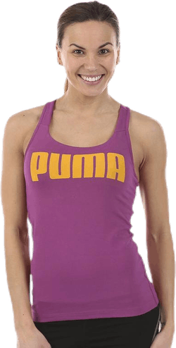 Essential Puma Tank Top Purple