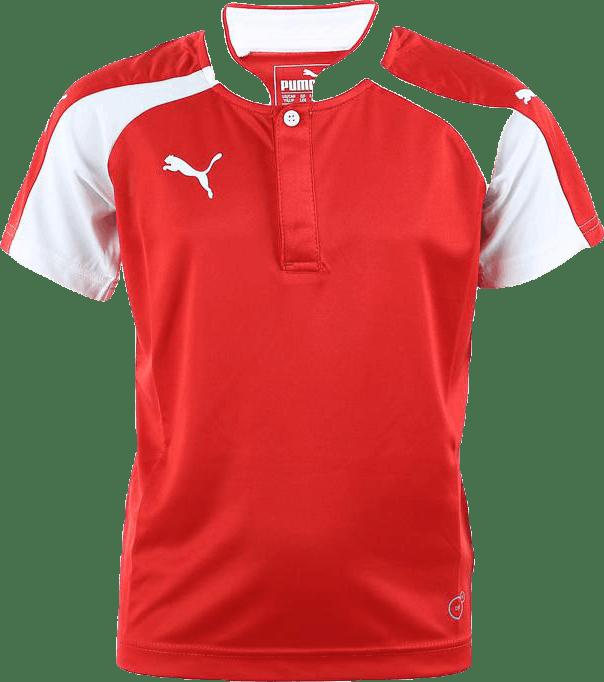 Triumphant Shortsleeved Shirt Red