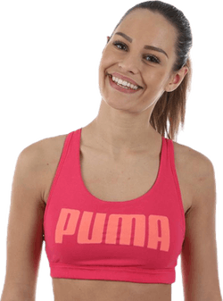 Yogini Puma Bra Red