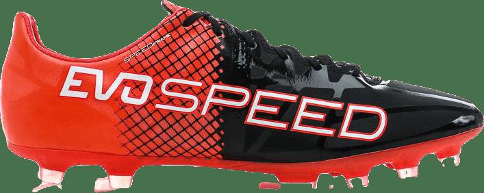 evoSpeed 1.5 Tricks AG Black/Red