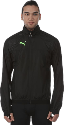 IT evoTRG Vent Thermo-R Jacket Green/Black
