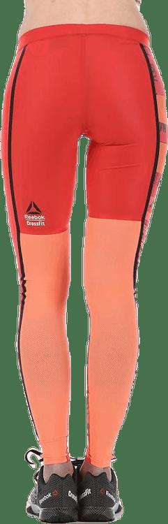 CrossFit Comp Tight Stripes Orange