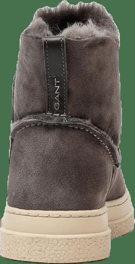 Maria Mid Boot Grey