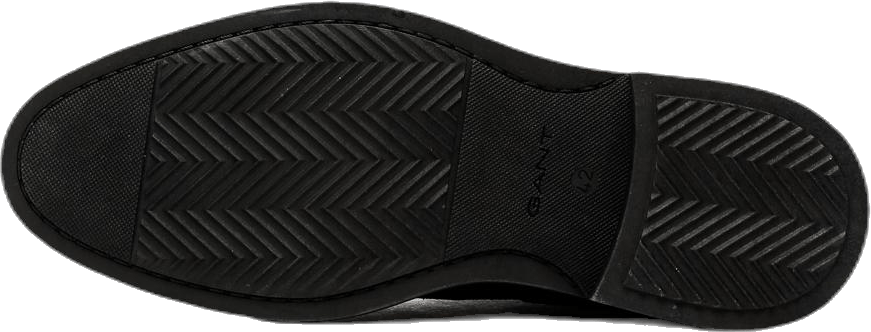 Martin  Mid lace boot Black