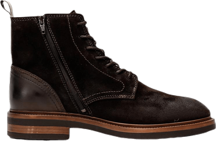 Martin  Mid lace boot Brown