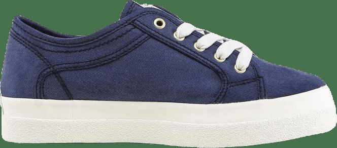 Aurora Lace Shoes Blue