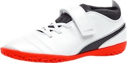 Puma One 17.4 IT V Jr White/Black