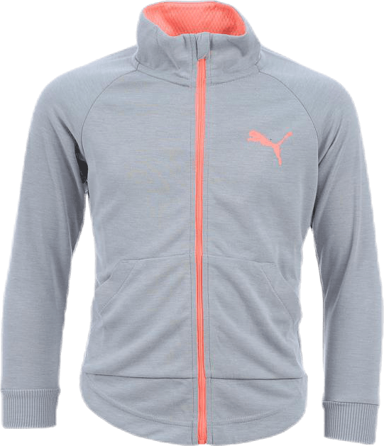 Softsport Jacket Jr Grey