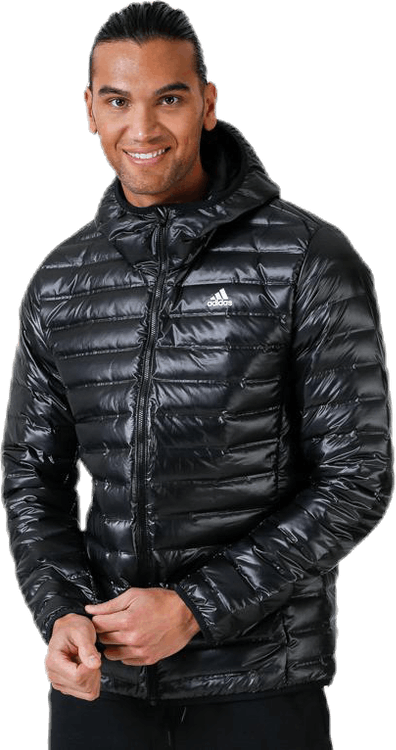 Varilite Hood Jacket Black