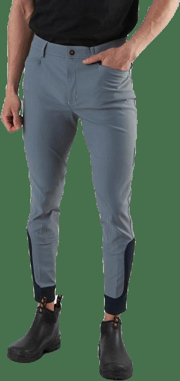 Camillo Fabric Knee Grey