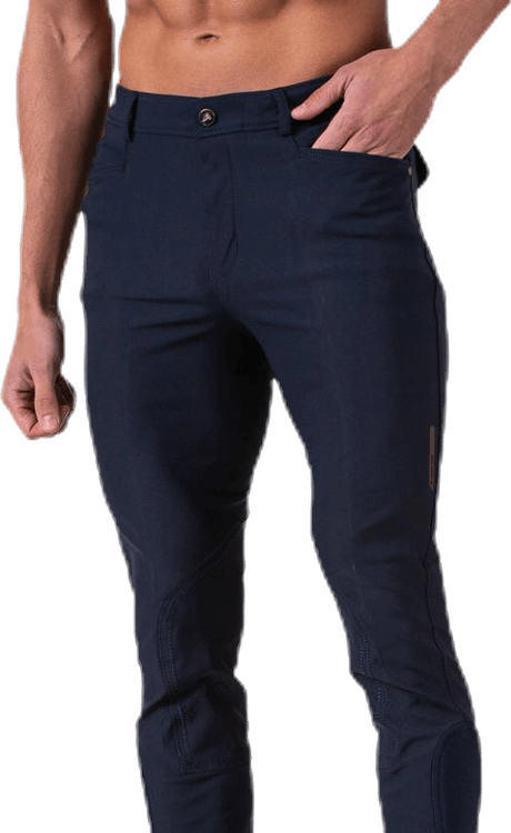 Camillo Fabric Knee Blue
